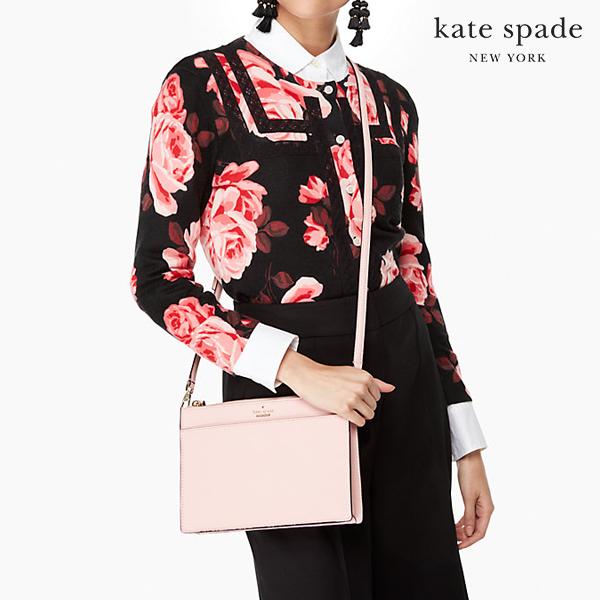 Kate space 케이트 스페이드 스트리트 클라리스 숄더 클러치백 PXRU7507 231
