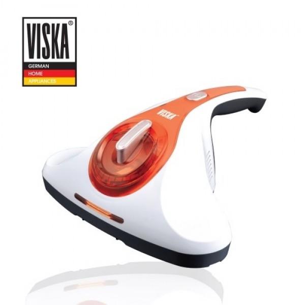 독일기술력 비스카  침구 청소기 HNZ-H488BC (대장균, 녹농균, 황색포도상구균 모두 살균케어 가능한 UV램프/물세척 가능한 반영구 헤파필터)