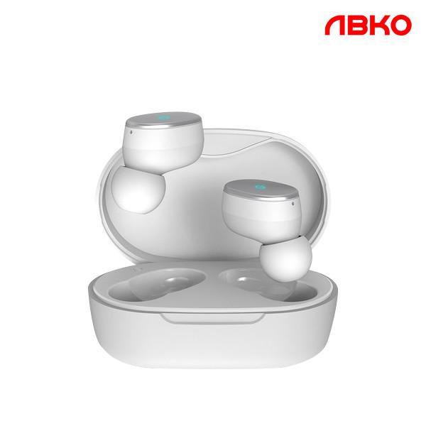 ABKO BEATONIC E05 앱코 비토닉 초경량 블루투스 무선이어폰 화이트_리씽크팀