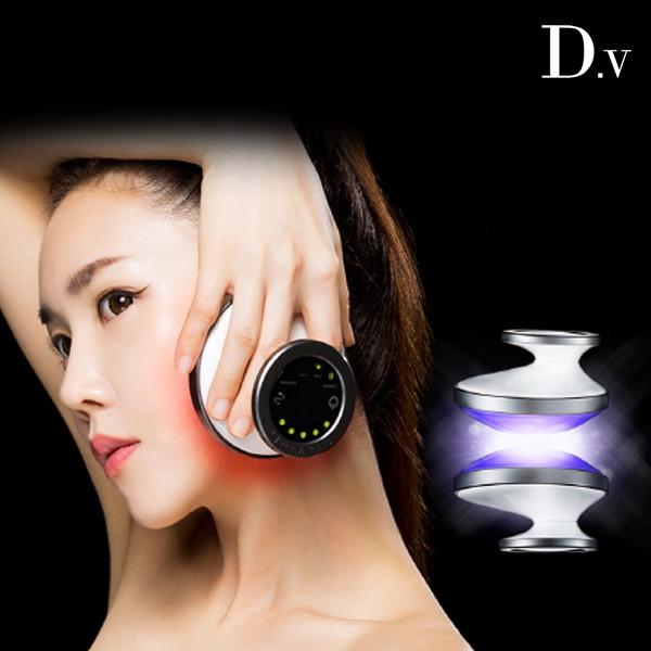 1,2차완판!! LED 두피&페이스 리프팅 마사지기 D.v 디아비올레 + 종근당 미백리프팅 크림_리씽크팀