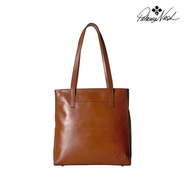 Patricia Nash 패트리샤내쉬 Heritage Viana North/South Tote 토트백 (Brown)