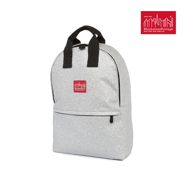 [블랙딜~11/30까지]  Manhattan Portage 맨하탄 포티지 Midnight Governors Backpack 백팩 (Off White)