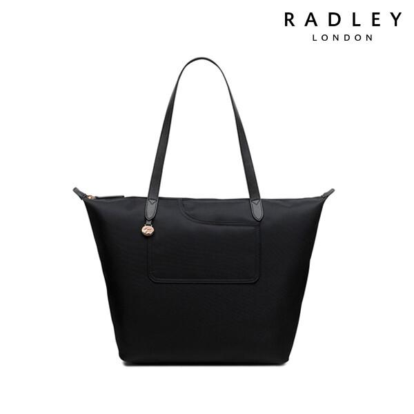 Radley 래들리 Pocket Essentials Large Tote Shoulder Zip Top Bag 토트백
