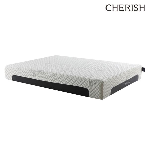 [선착순무료배송]체리쉬 슬립디브리더블 Breathable에어웨이 메모리폼 매트리스 Q(모션베드 적용가능)