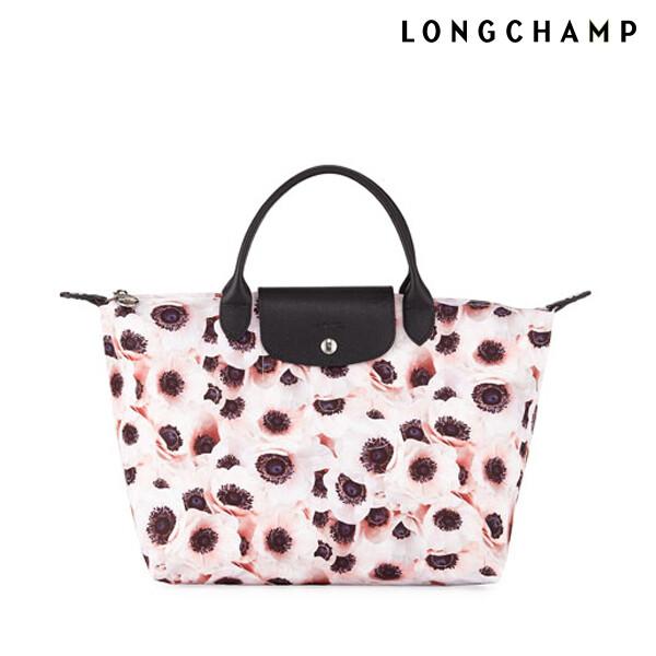 LongChamp 롱샴 Le Pliage Anemone Large 토트백