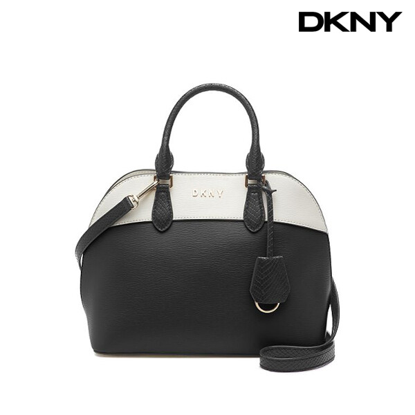 DKNY 디케이엔와이 Bobi Satchel 토트백 (Multi Black)