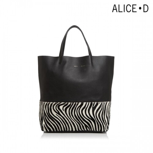 [블랙딜~11/30까지]  ALICE·D 엘리스디 Leather Cielo Tote Bag 토트백
