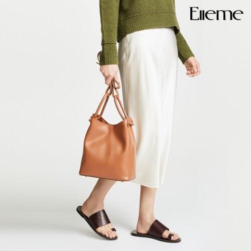 [블랙딜~11/30까지]  Elleme 엘렘 Small Vosges Tote Bag 토트백