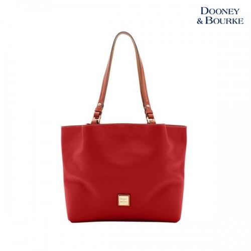 Dooney & Bourke 두니앤버크 Flynn Tote Wine Women Handbags Purses 토트백
