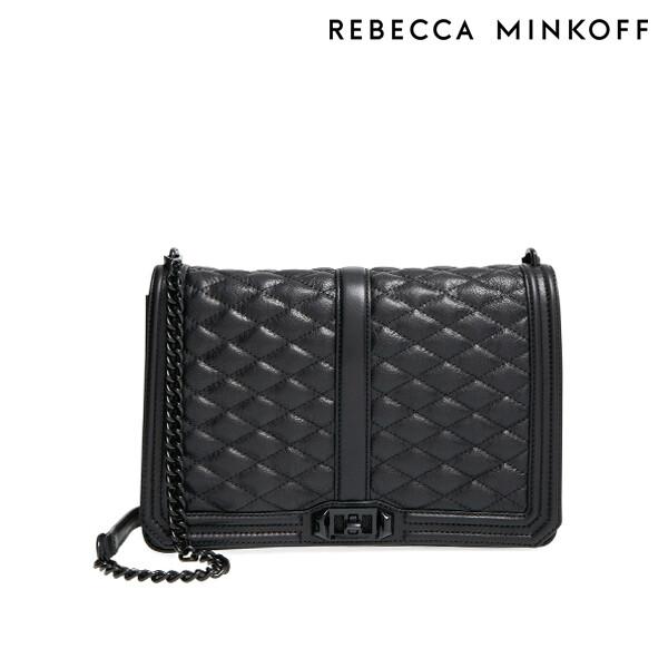 Rebecca Minkoff 레케바밍코프 Jumbo Love Shoulder Bag 숄더백