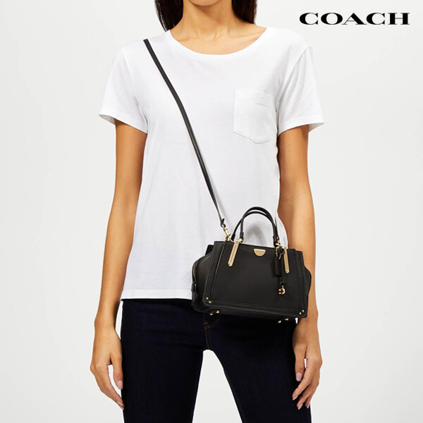 Coach 코치 Dreamer 21 Smooth Leather Satchel 크로스백