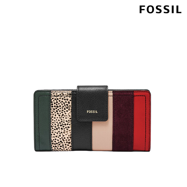 FOSSIL 파슬 Logan RFID Tab Clutch 클러치 지갑
