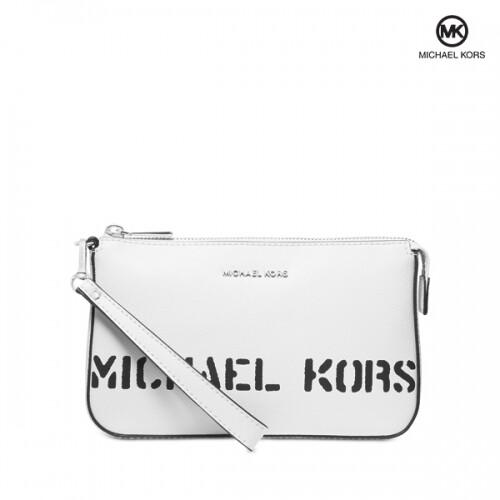 MICHAEL KORS 마이클코어스 Logo Pouchette Wristlet 파우치
