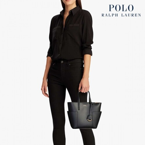 Polo Ralph Lauren 폴로랄프로렌 Dryden Carlyle 20 Leather 토트백