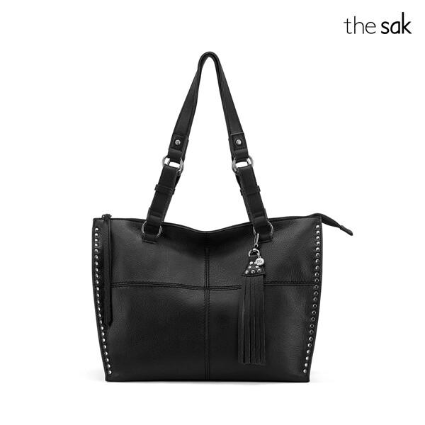 the sak 더삭 Silverlake Shopper 토트백 (Black)