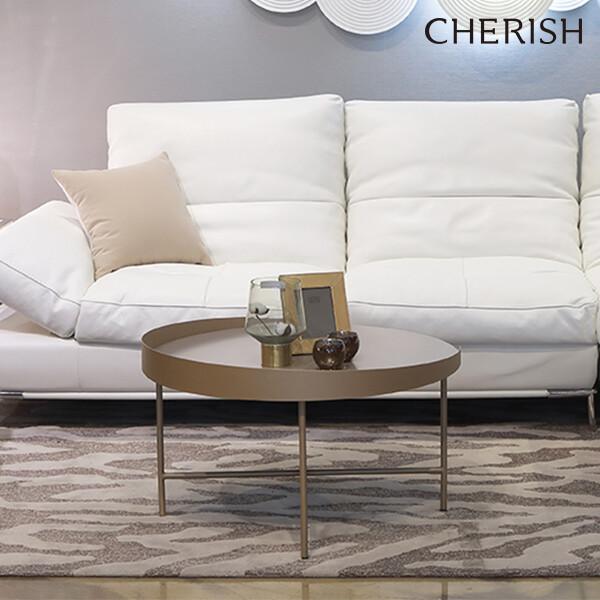 체리쉬 브룬 소파 테이블