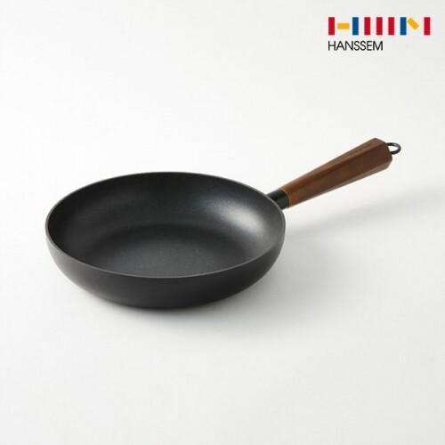 한샘 키친바흐 클래식 오크 프라이팬 24cm 인덕션겸용