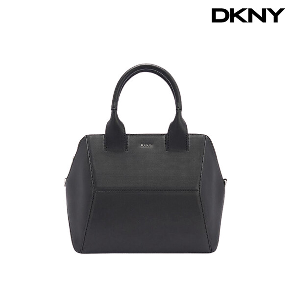 DKNY 디케이엔와이 West-sider Leather Satchel 토트백