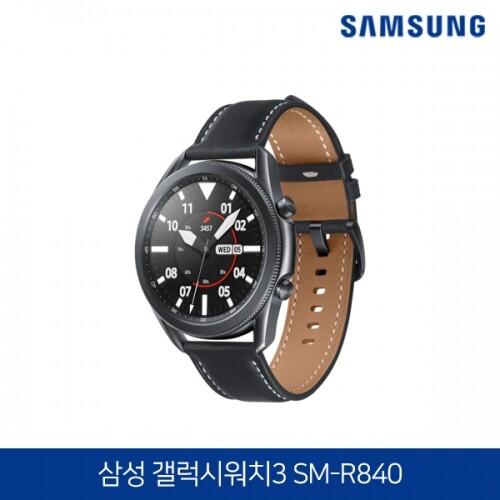 삼성전자 갤럭시워치3 스마트워치 SM-R840 미스틱블랙