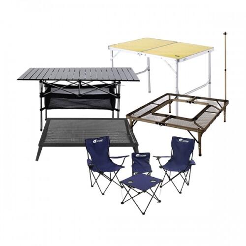 랜덤박스!! 마트입점 프리미엄 브랜드 캠핑 테이블