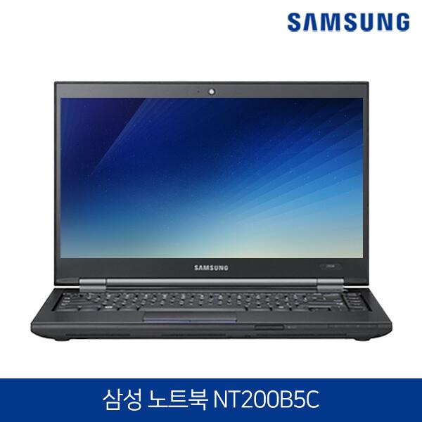 삼성 노트북 NT200B5C 블랙 (코어i5-3320M/램4G/SSD128G/DVD/지포스NVS5200M/웹캠/무선랜/15.6인치 1366*768/윈도우7)