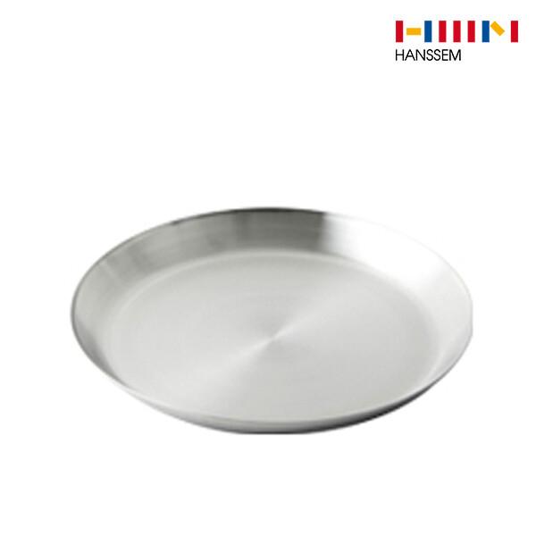 한샘 스텐 접시 (대)