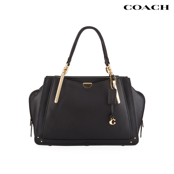 COACH 코치 Smooth Leather Dreamer 36 Tote 토트백