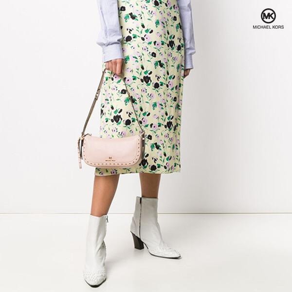 MICHAEL KORS 마이클코어스 Camden XS Canvas Pouchette Handbag 숄더백