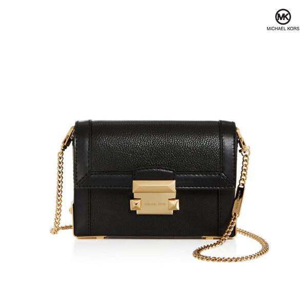 MICHAEL KORS 마이클코어스 Jayne Convertible Leather Belt Bag 크로스백
