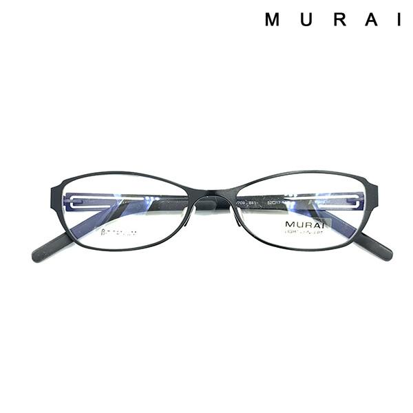 MURAI 무라이 티타늄 경량 안경테 MV709 B41