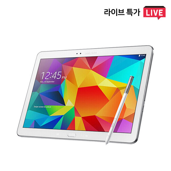 삼성 갤럭시노트 10.1 + S펜포함 SM-P600 화이트 WiFi 기본16G + 용량 64G SD카드포함