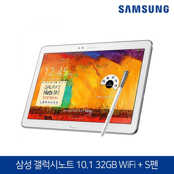 삼성 갤럭시노트 10.1 SM-P600 화이트 WiFi 32G (전용 터치펜포함 / 스크래치 및 사용감있음 하단 제품 실사 참고)