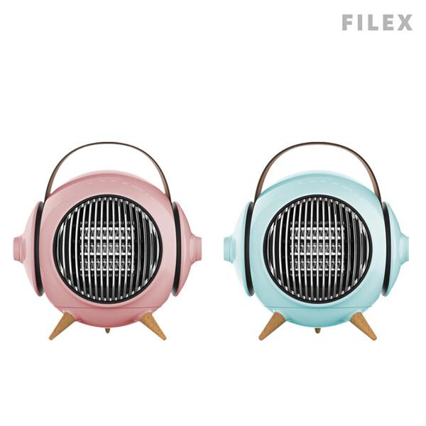 필렉스 PTC 히터기(핑크,블루)