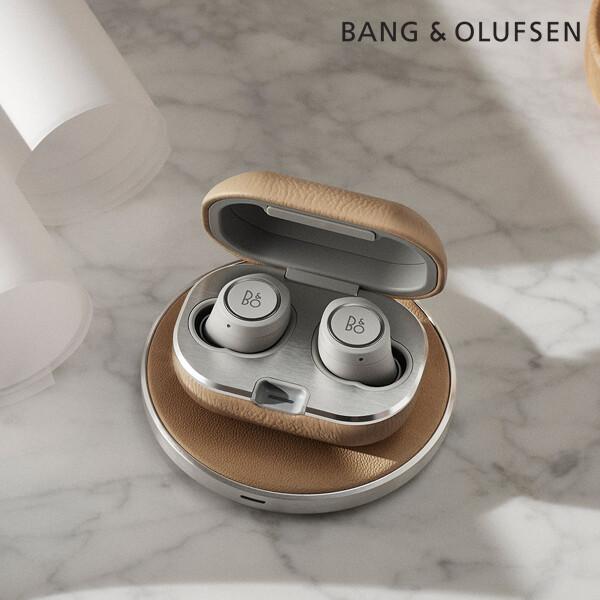 뱅앤올룹슨 Beoplay E8 2.0 무선 블루투스 이어폰 (가장 인기있는 Natural 색상 : 브라운 케이스 + 그레이 이어폰)