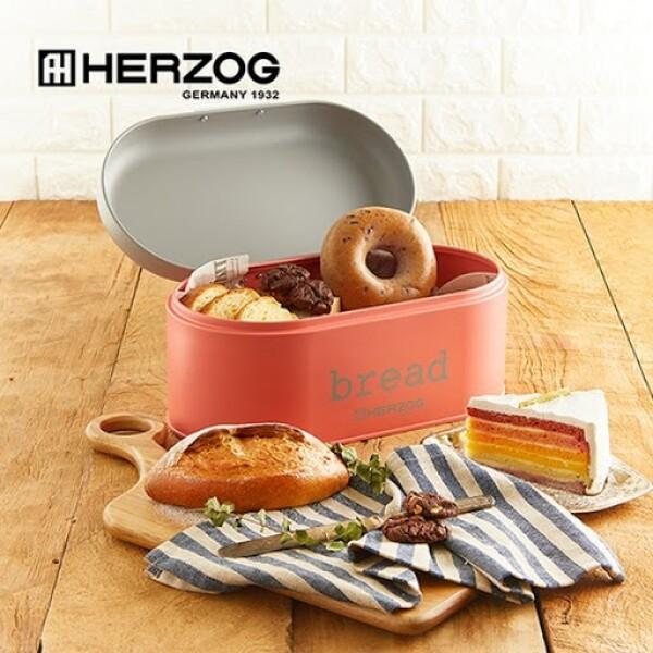 독일 HERZOG 헤르조그 브레드 빈 (빵,쿠키,과자 보관용기)
