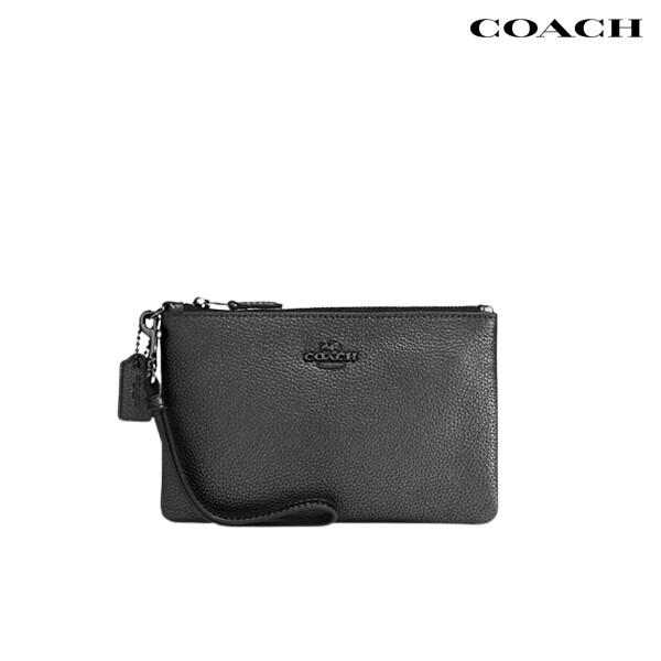 COACH 코치 SMALL WRISTLET 지갑