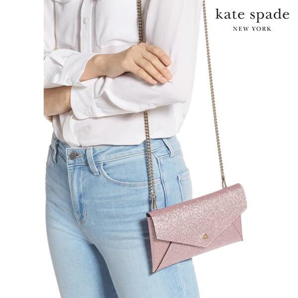 Kate Spade 케이트 스페이드 BURGESS COURT CHAIN CLUTCH 클러치 겸 크로스백