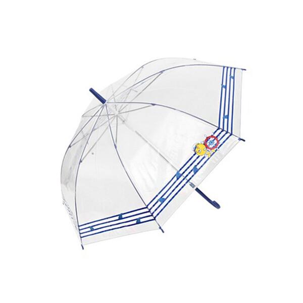 카카오프렌즈 60 마린스트라이프 POE 우산 / 라이언블루 ( IUKTU80006 )