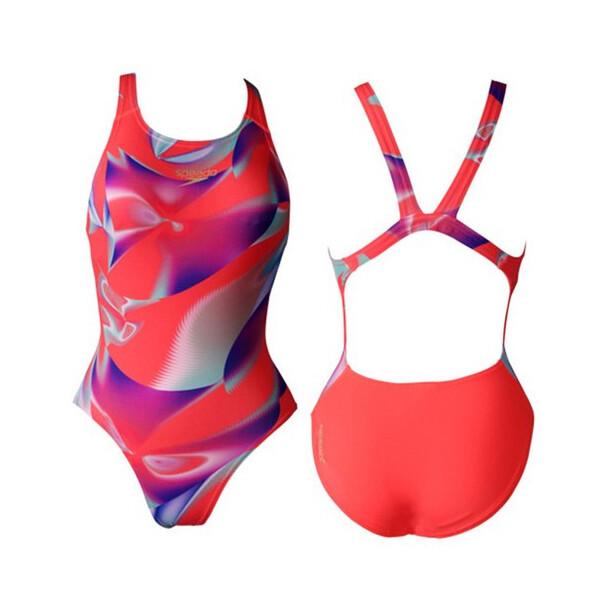 스피도 수영복 여성용 SC100PK (사이즈 : 32 -한국사이즈90)