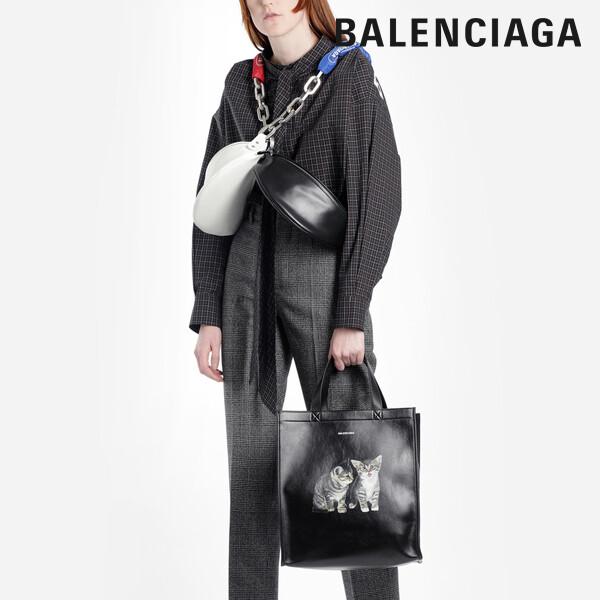 BALENCIAGA 발렌시아가 키든 마켓 쇼퍼백(544308)