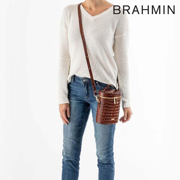 BRYNN 브라민 BARREL BAG 토트백
