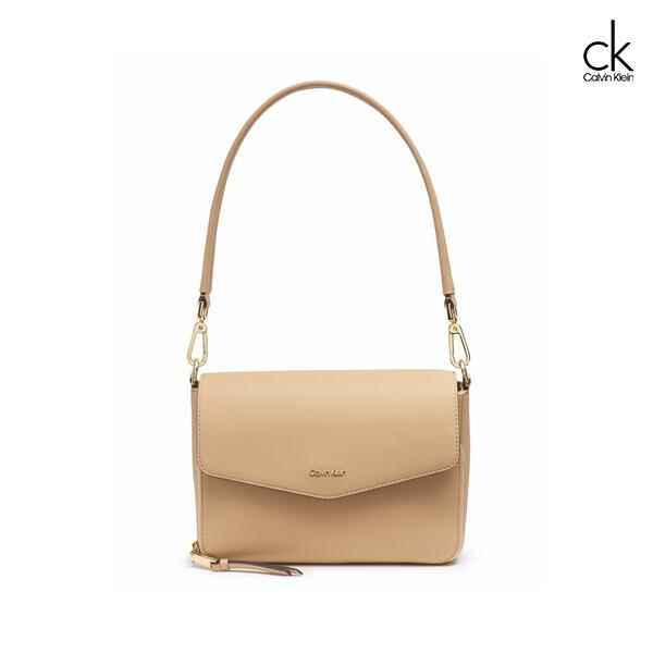 Calvin Klein 캘빈클라인 Ava Saffiano Demi Shoulder Bag 숄더백