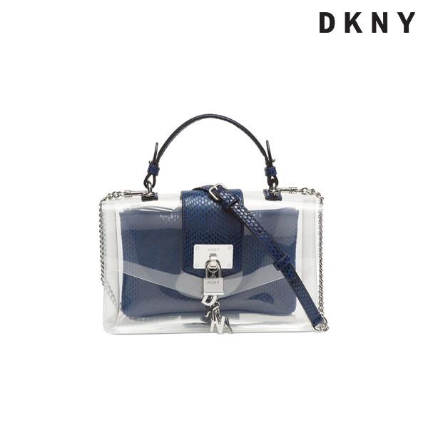 DKNY 디케이엔 와이 Elissa Clear 숄더백