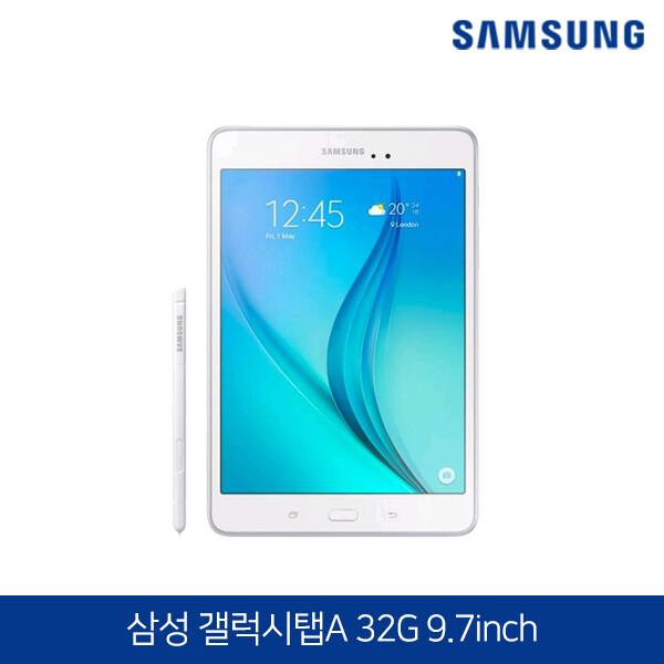 삼성 갤럭시 탭A 9.7 SM-P555K 32G (KT향 / Wifi + LTE / 화이트 / S펜 포함)