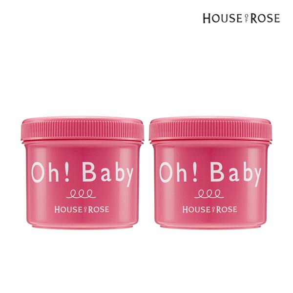 [1+1] 하우스 오브 로제 오베이비 바디 스무디 스크럽 570g (한국 면세점재고 해외구매대행)