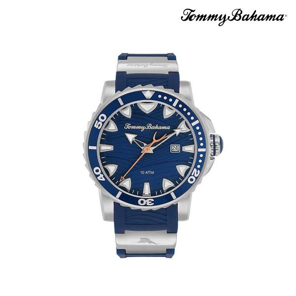 Tommy Bahama 토미바하마 silicone diver watch 남성시계