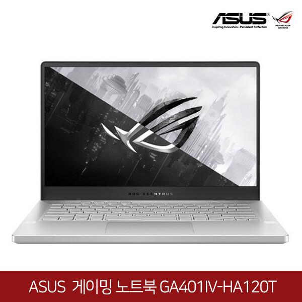 최강성능! ASUS 게이밍북 제피러스 G14 GA401IV-HA120T (AMD Ryzen9 4900HS/램16G/SSD1TB/RTX2060 MAX-Q/14인치 IPS WQHD 2560x1440/윈도우10)_리씽크팀