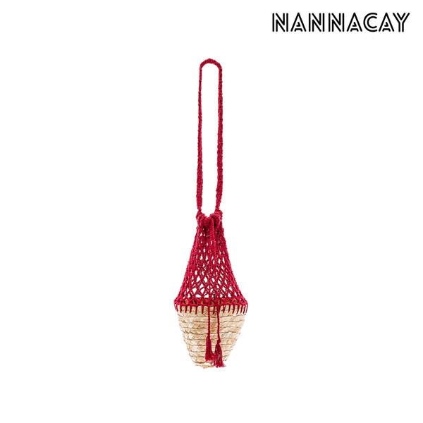Nannacay 나난카이 PAKI FISHNET BASIC 토트백