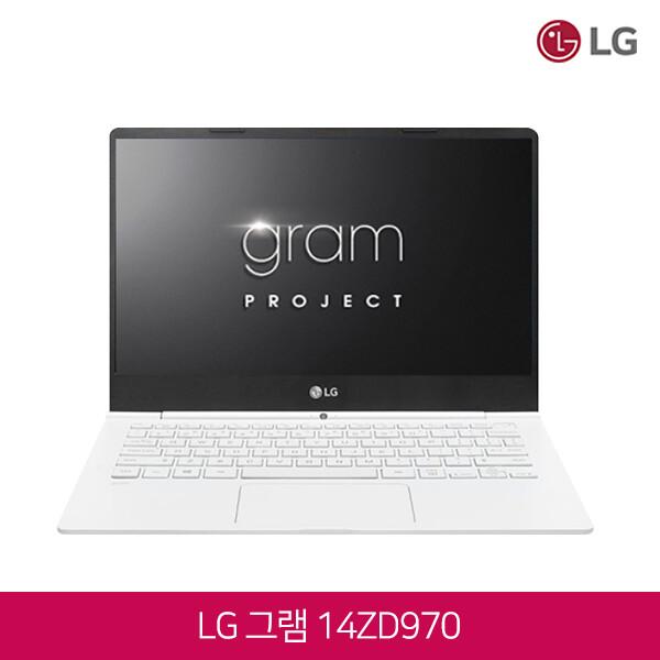 LG 올데이그램 14ZD970-GX30K (코어i3-7100U/램8G/SSD256G/인텔HD620/14인치FHD 1920x1080/윈도우10)