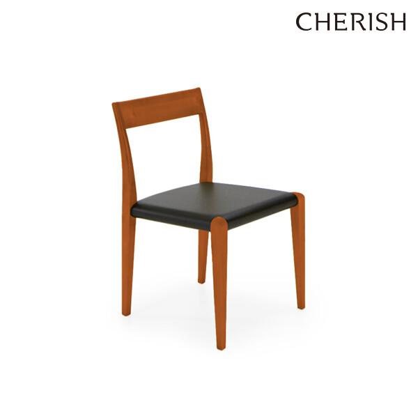 체리쉬 라포레 식탁의자 블랙